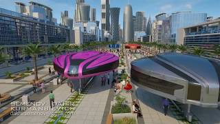 FUTURE TRANSPORTATION (MAYBE 2050 ?)/ flying cars