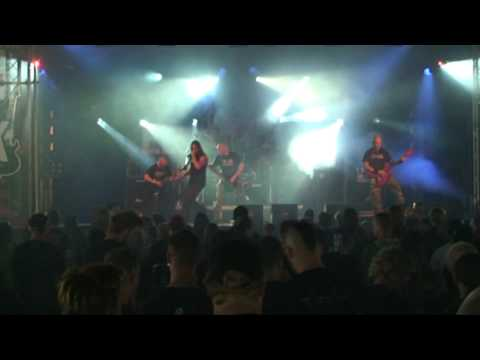 Toxocara - Live Performance Footage @ Elsrock 2010