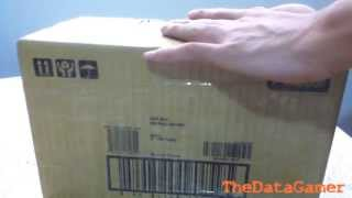 Unboxing Microsoft LifeChat LX6000 Español