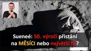 50. výročie pristátia na Mesiaci alebo najväčšie lži všetkých čias