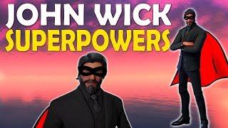 DOUBLE PUMP IS BACK | SUPER-POWERED JOHN WICK | THE RAPTURE | HIGH KILL - (Fortnite Battle Royale)