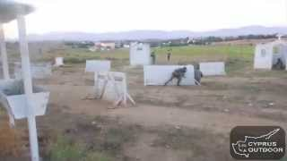 preview picture of video 'PaintBall War'
