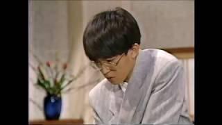 将棋谷川浩司vs羽生善治1989年#3