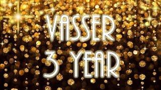 Happy Birthday, Vasser! 3 YEARS! Part 1
