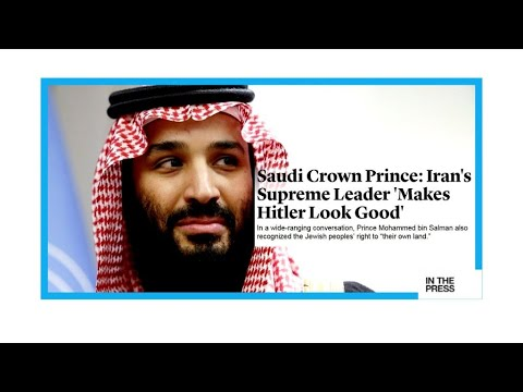 Saudi Prince likens Iranian ruler to Hitler in interview