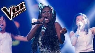 Darlin canta 'Genio atrapado' | Recta final | La Voz Teens Colombia 2016