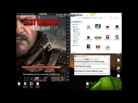 Last Shelter: Survival Bot & Cheats   LssBot Demo - смотреть