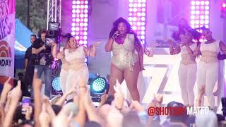 Lizzo   Soulmate, Live On The Today Show