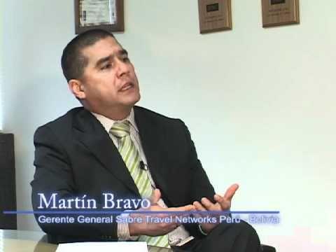 Entrevista al Gerente General de Sabre Travel Networks