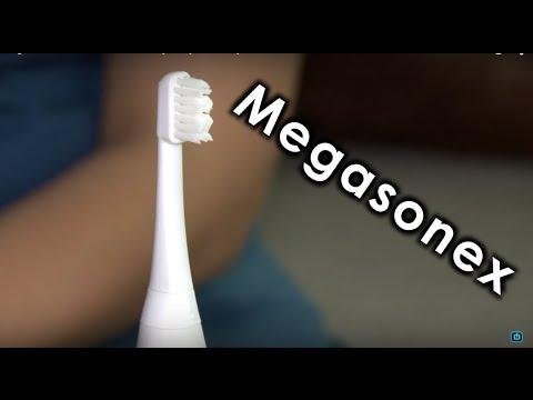 Download MEGASONEX — The Ultrasound Toothbrush  mp4  3gp - Borwap