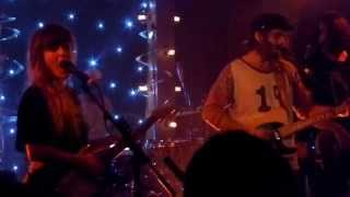 Angus and Julia Stone - NEW SONG Grizzly Bear - live The Atomic Café Munich 2014-0617
