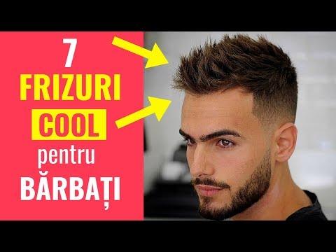 7 Frizuri Cool Pentru Barbati Tunsori Baieti 2018 Par Barbati