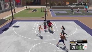 SUB UP 2 THE LEGEND JOHN GOTTIE!!! PULL UP ONA GENTLEMAN   NBA 2K19 PARK STREAKN´