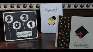 3 Awesome DIY Graduation Cards! - Easy DIY To Make!