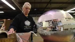 Yolanda Baker, The Last Of The Disco Ball Makers