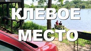 Платная рыбалка в щербиновском районе