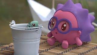 Малышарики - Дом для рыбки 🐟 - серия 115 - обучающие мультфильмы для малышей 0-4
