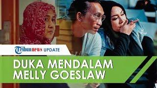 Melly Goeslaw Terus Pantau Kondisi Ria Irawan yang Kritis hingga Tutup Usia