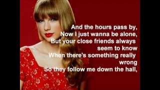 TaylorSwift-TheMomentIKnewLyrics