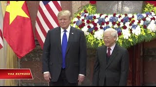 Tổng Thống Trump Mời Tổng Bí Thư Trọng Thăm Mỹ  (VOA)
