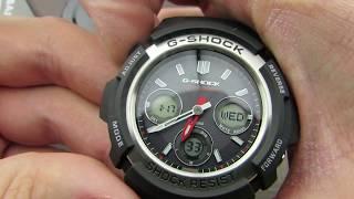 Casio G-Shock AWG-M100-1A [awg-m100-1aer]