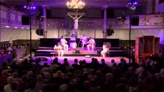 Maryam Akhondy: Einleitung im Modus Chahargah - Maryam Akhondy & Ensemble Barbad, Deutschland/Iran