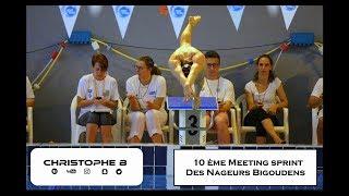 10 ème Meeting Sprint des Nageurs Bigoudens