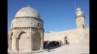 The Place Where Jesus Ascended Into Heaven And The Site To Which He Promised To Return. Jerusalem