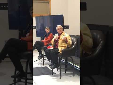 QandA2   Mary Smith and Keith Knott