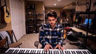 Alec Benjamin - Let Me Down Slowly (COVER by Alec Chambers)