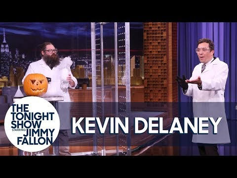 Halloween Science Experiments with Kevin Delaney
