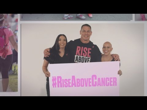WWE Superstars and Divas join the fight against breast cancer