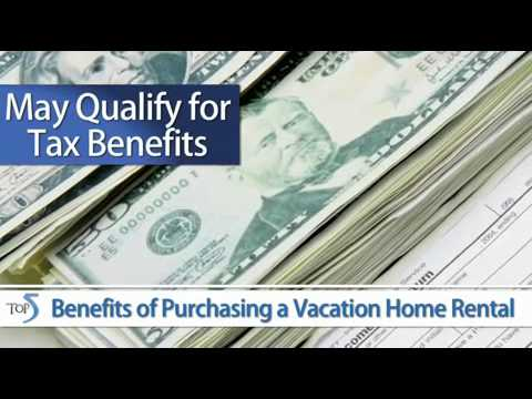 Benefits of Purchasing a Vacation Home Rental