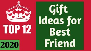 Top 12 Gifts For Friends (2020) || Best Gifts For friends On Friendship Day #gifts #GiftsForfriend