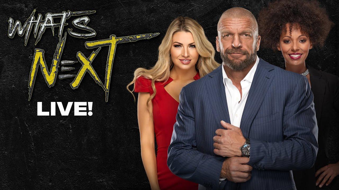 Triple H Pre-NXT TakeOver Q&a