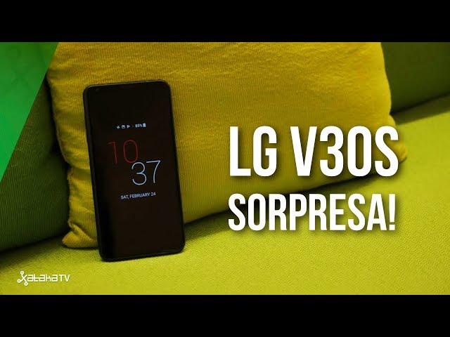 LG V30s, la renovación que NADIE esperaba