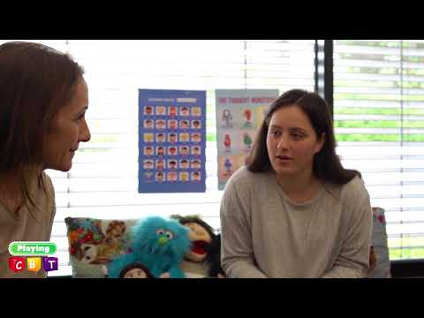 Playing CBT – Psychoeducation about the cognitive behavioral approach