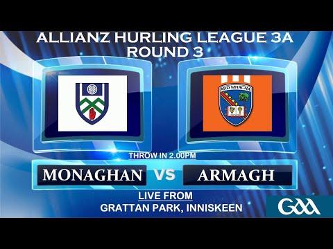 Monaghan v Armagh