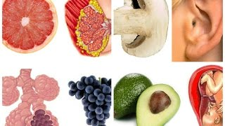 10 Foods That Look Like The Body Parts They're Good For