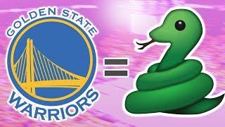 GUESS THE NBA TEAM BY EMOJI