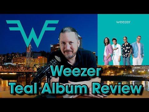 Weezer Teal Album Review + Reaction #TheTealAlbum #NoScrubs #Weezer