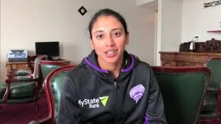 Smriti Mandhana   - ICC Women's ODI and T20 Awards 2018
