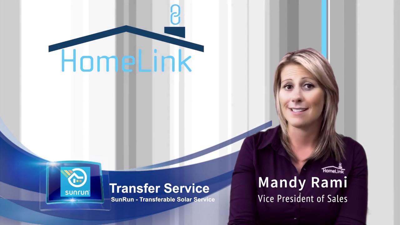 Transferable Solar Service