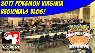 Pokemon Virginia Regional Championship 2017 Vlog | Pack Openings, Results, and More! by The Pokémon Evolutionaries