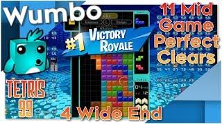 wumbo puyo puyo tetris 4 wide - TH-Clip