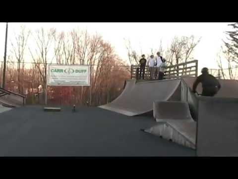 Dtown skatepark sess before dark