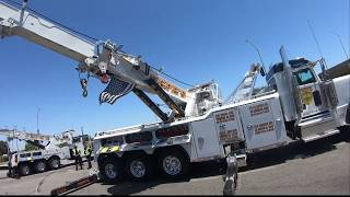 Major heavy duty accidents and recoveries compilation