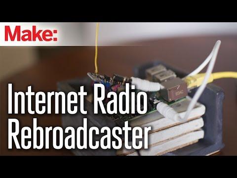Rebroadcast Internet Radio On FM With A Raspberry Pi