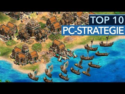 Top 10 der besten Strategiespiele für PC