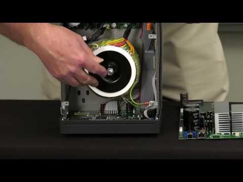Triple Output Bench Power Supply Teardown, Keysight E36300 Series